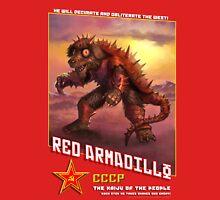 RED ARMADILLO! Unisex T-Shirt