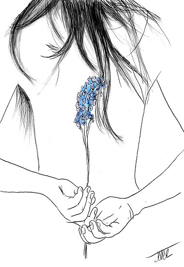 blue by Loui  Jover