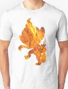Chimchar used Flame Wheel T-Shirt
