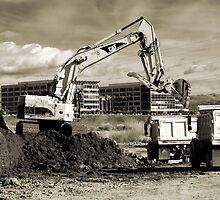 Movin' Dirt by Bob Wall