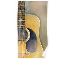 Martin Acoustic Guitar 2012 Poster