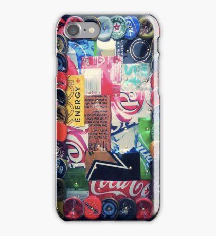 Avenue Trash iPhone Case/Skin
