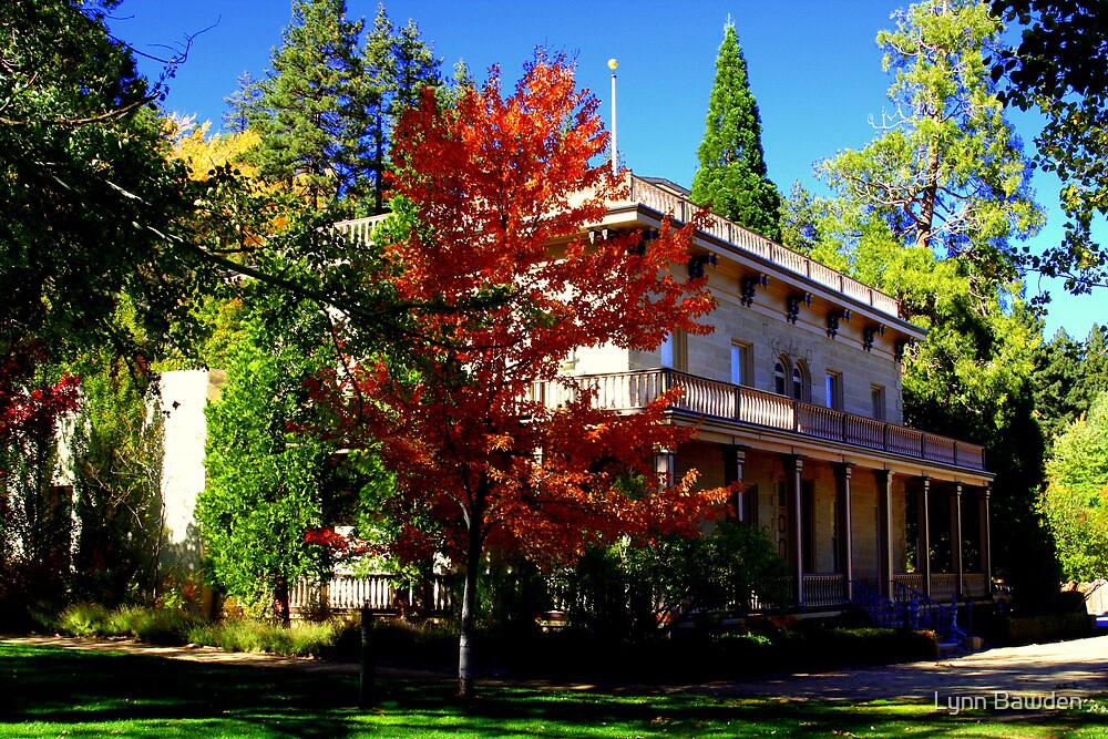 """""""Bowers Mansion"""" by Lynn Bawden"""