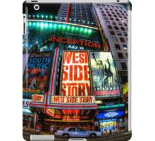 Fisheye on Broadway iPad Case/Skin