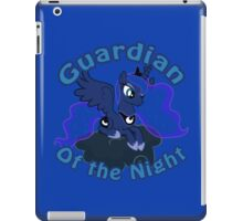 Luna: Guardian of the Night iPad Case iPad Case/Skin