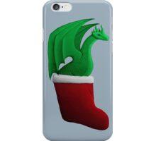 Stocking Dragon iPhone Case/Skin