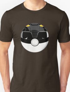 BLACK RANGER POKEBALL Unisex T-Shirt