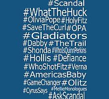 Scandal Hashtag by ScandalFan