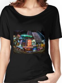 Fisheye on Broadway Women's Relaxed Fit T-Shirt
