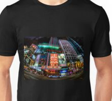 Fisheye on Broadway Unisex T-Shirt