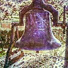 Paterson NJ Historic Bell, Digital Artwork by Jane Neill-Hancock