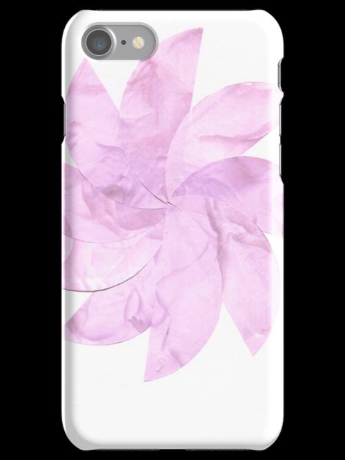 Collage Flower by kalikristine