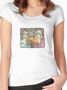 King Tuts Tomb T-Shirt Women's Fitted Scoop T-Shirt