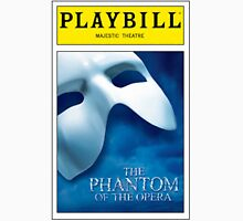 Phantom of the Opera Playbill Unisex T-Shirt