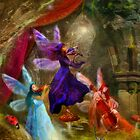 Dancing Auroras - Charmed Melodies by Aimee Stewart