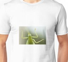 Cricket Closeup Unisex T-Shirt