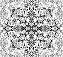 Pattern in Black & White by micklyn