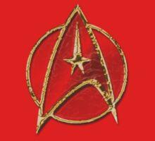 Star Trek Shirt by 0pal-heart