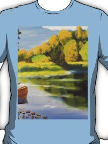 Lake Illawarra at Primbee T-Shirt