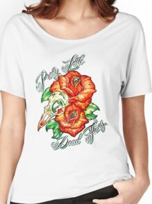 Pretty Little Death Things Women's Relaxed Fit T-Shirt