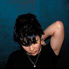 Dark Teal by Lisa Azzolino