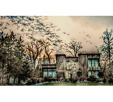 The IF House, Alps Road, Wayne NJ Photographic Print