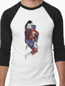 The Ground is my Ocean Part Four Men's Baseball ¾ T-Shirt