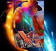 Guitar man by Sam55