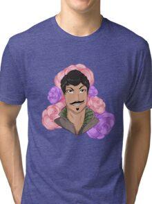 Dorian Pavus and Roses Tri-blend T-Shirt