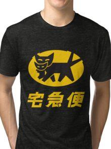 Nekomata Transport Tri-blend T-Shirt
