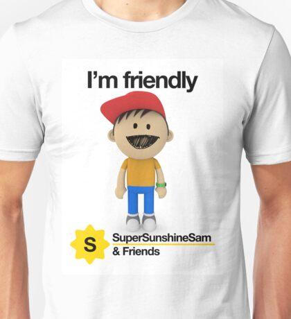 Super Sunshine Sam & Friends - Bob Unisex T-Shirt