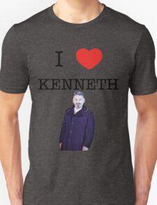 I HEART KENNETH T-Shirt