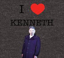 I HEART KENNETH Unisex T-Shirt