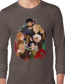 Dragonn Age 2 Champions Long Sleeve T-Shirt