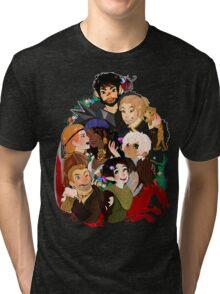 Dragonn Age 2 Champions Tri-blend T-Shirt
