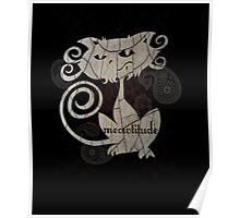 Meowtitude Poster