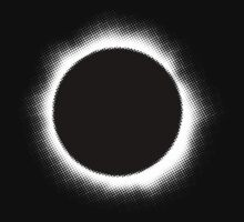 Solar Eclipse III by Richard Heath