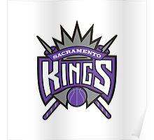 Sacramento Kings Dope Logo Stuff Poster