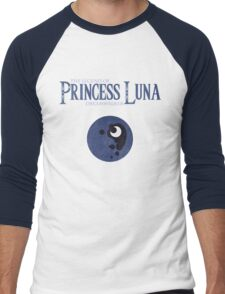 Legend of Princess Luna Men's Baseball ¾ T-Shirt
