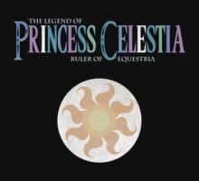 Legend of Princess Celestia One Piece - Long Sleeve