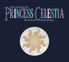 Legend of Princess Celestia Kids Tee
