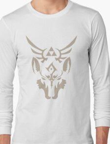 Wolf Link Blue Eyed Beast Long Sleeve T-Shirt