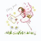 Fairy post by Kate Garrett