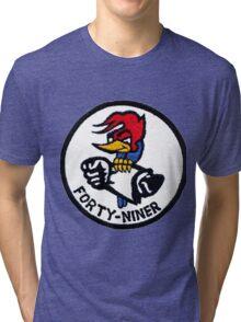 VP-49 Forty-Niners Tri-blend T-Shirt