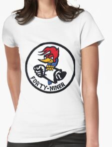 VP-49 Forty-Niners Womens Fitted T-Shirt