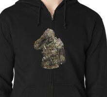 Soldier  Zipped Hoodie