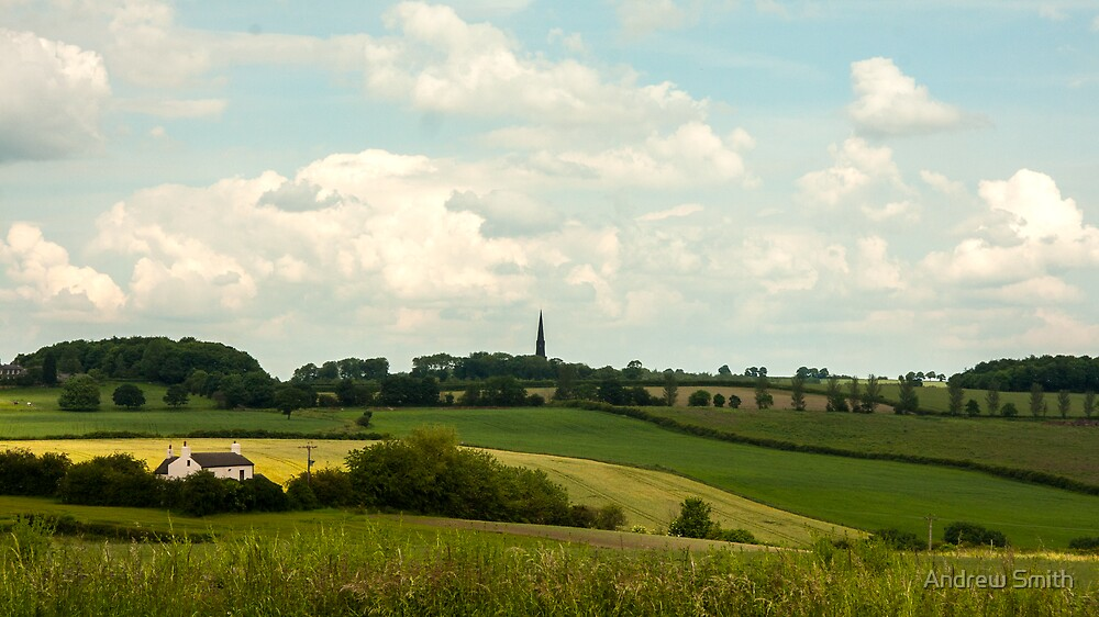 Veiw over Wentworth, by Andy Smith