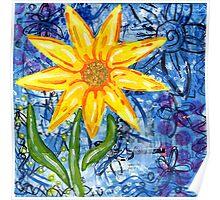 The Petals's Spirits Poster