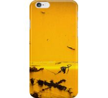 Yellow Old Vintage Rust iPhone Cases iPhone Case/Skin