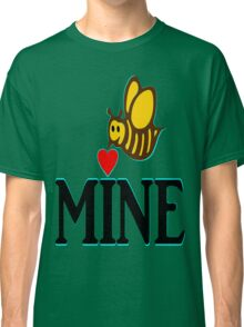 °•Ƹ̵̡Ӝ̵̨̄Ʒ♥Bee Mine-Cute HoneyBee Clothing & Stickers♥Ƹ̵̡Ӝ̵̨̄Ʒ•° Classic T-Shirt